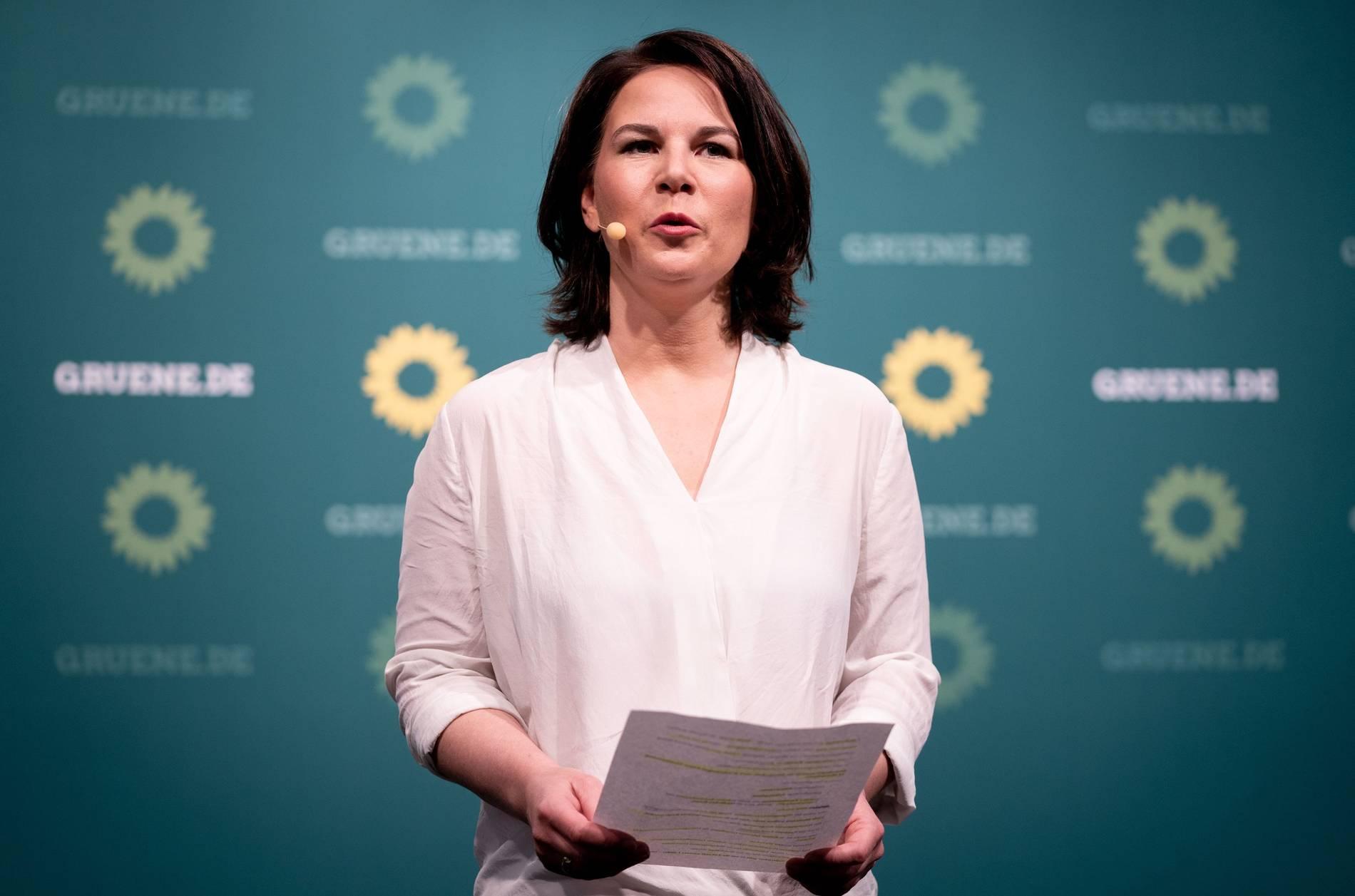 Parteitag der Grünen: Habeck tritt dem Image der Verbotspartei entgegen
