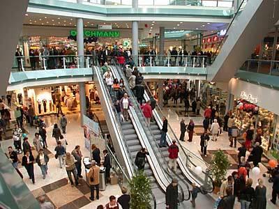 einkaufszentrum bonn