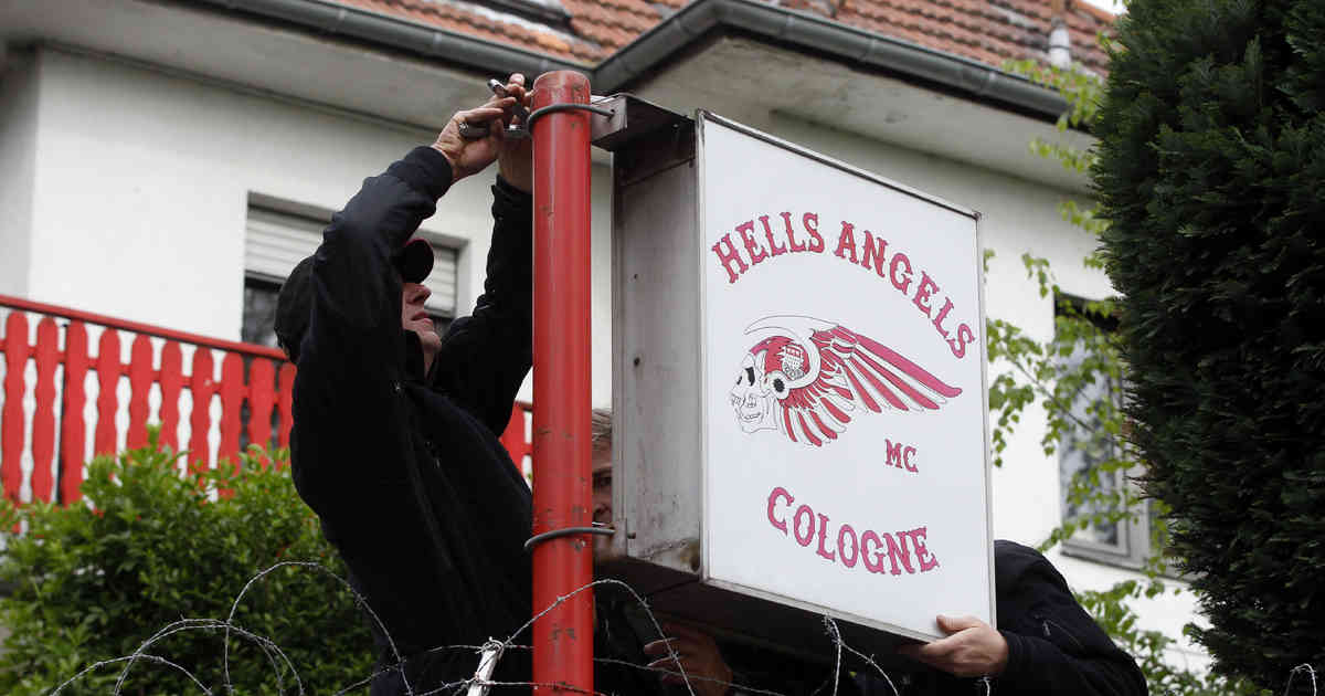 Hells Angel Köln