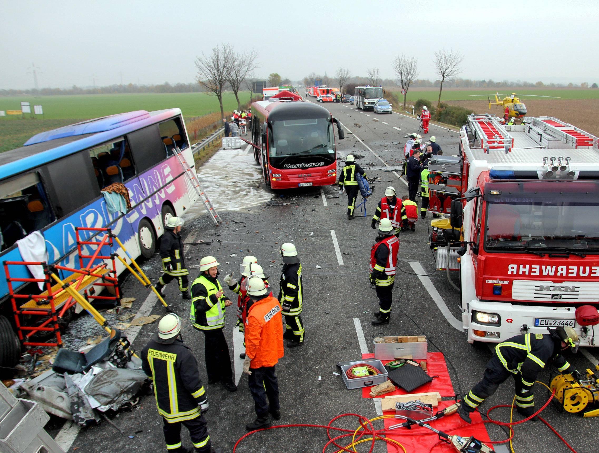 Unfall Euskirchen