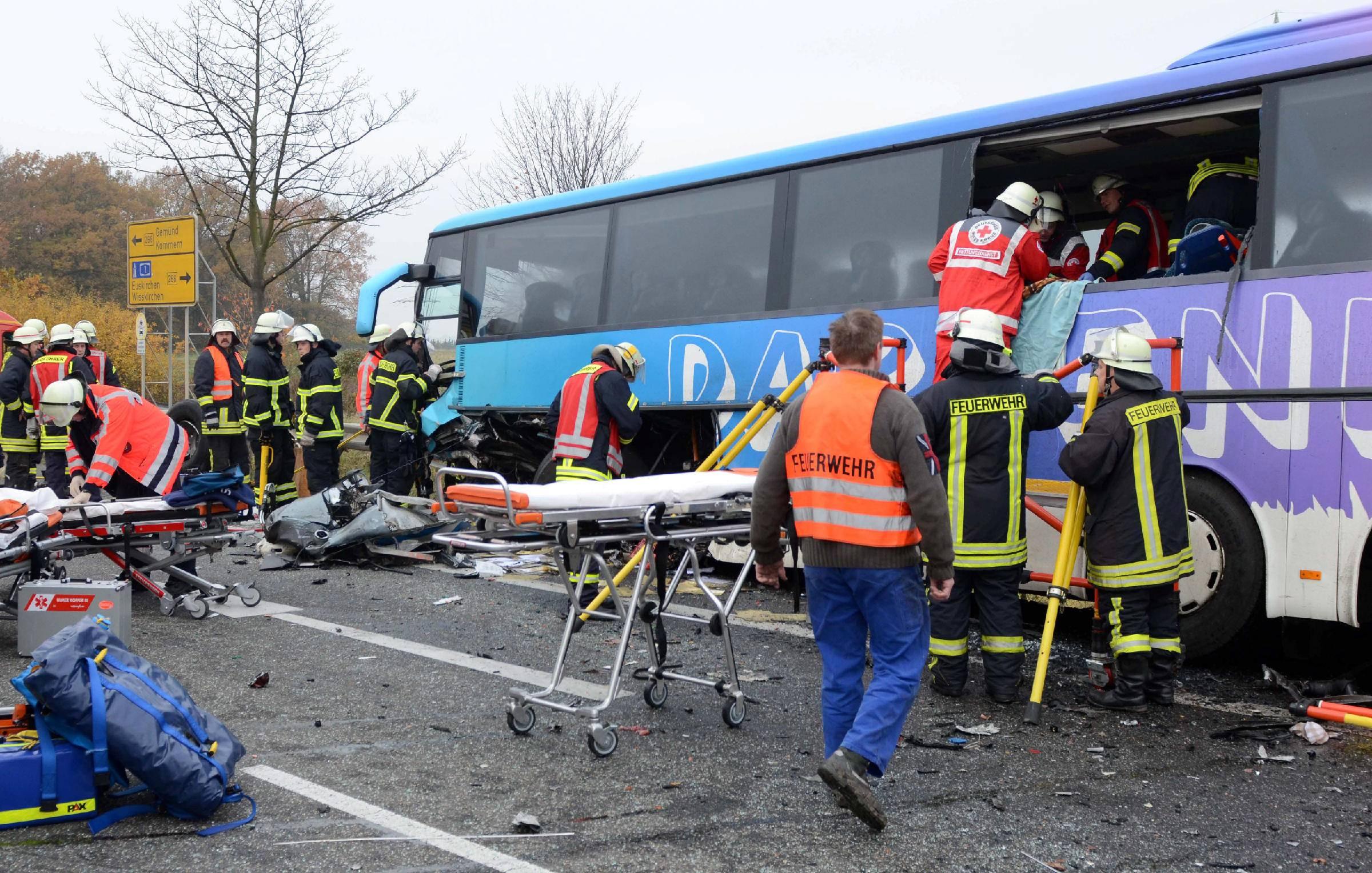 Euskirchen Unfall