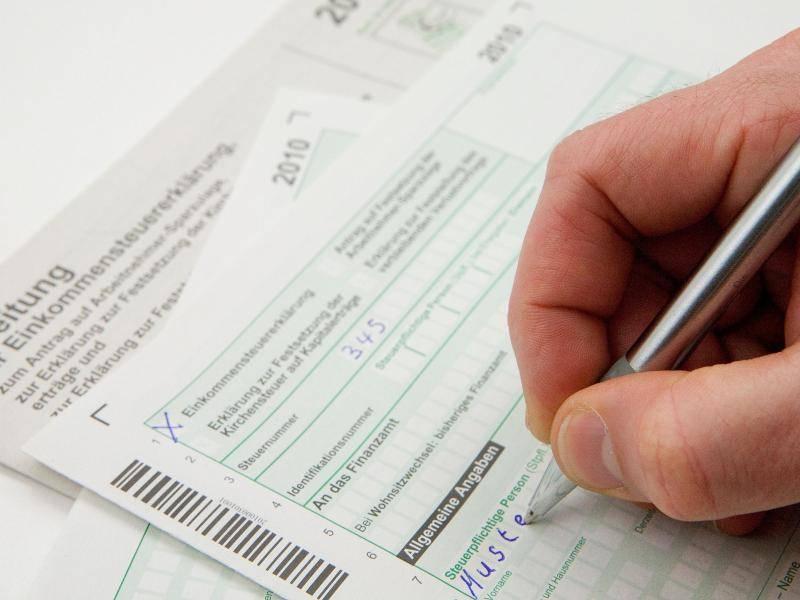 Steuererklärung Strafe