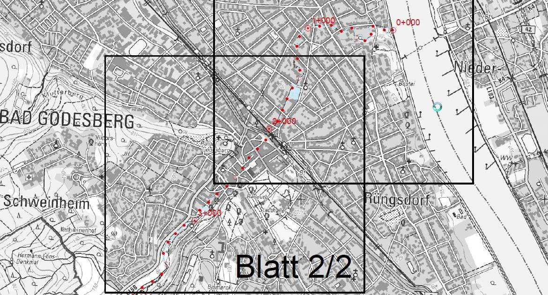 Köln Fläche