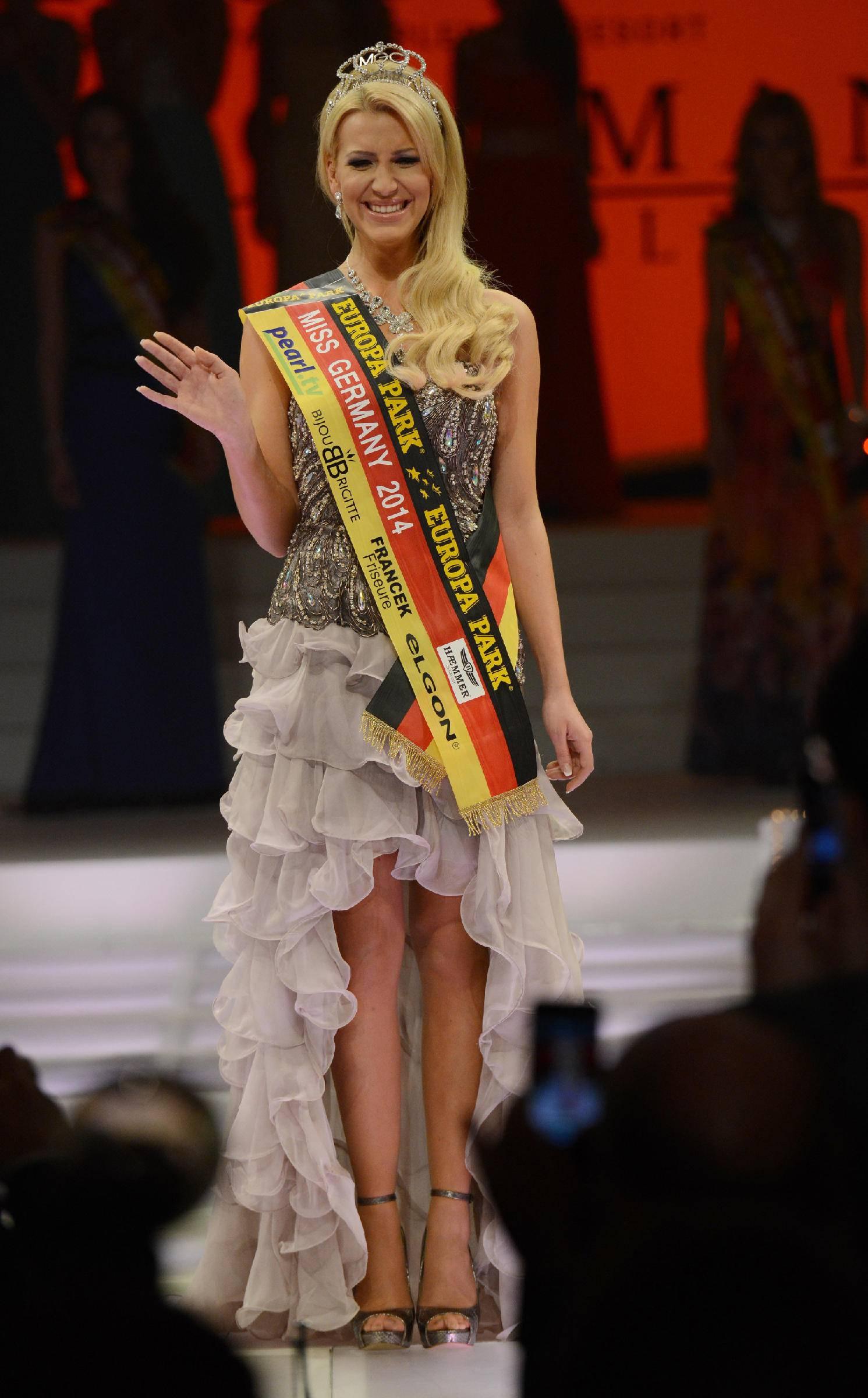 Das ist die neue Miss Germany 2014