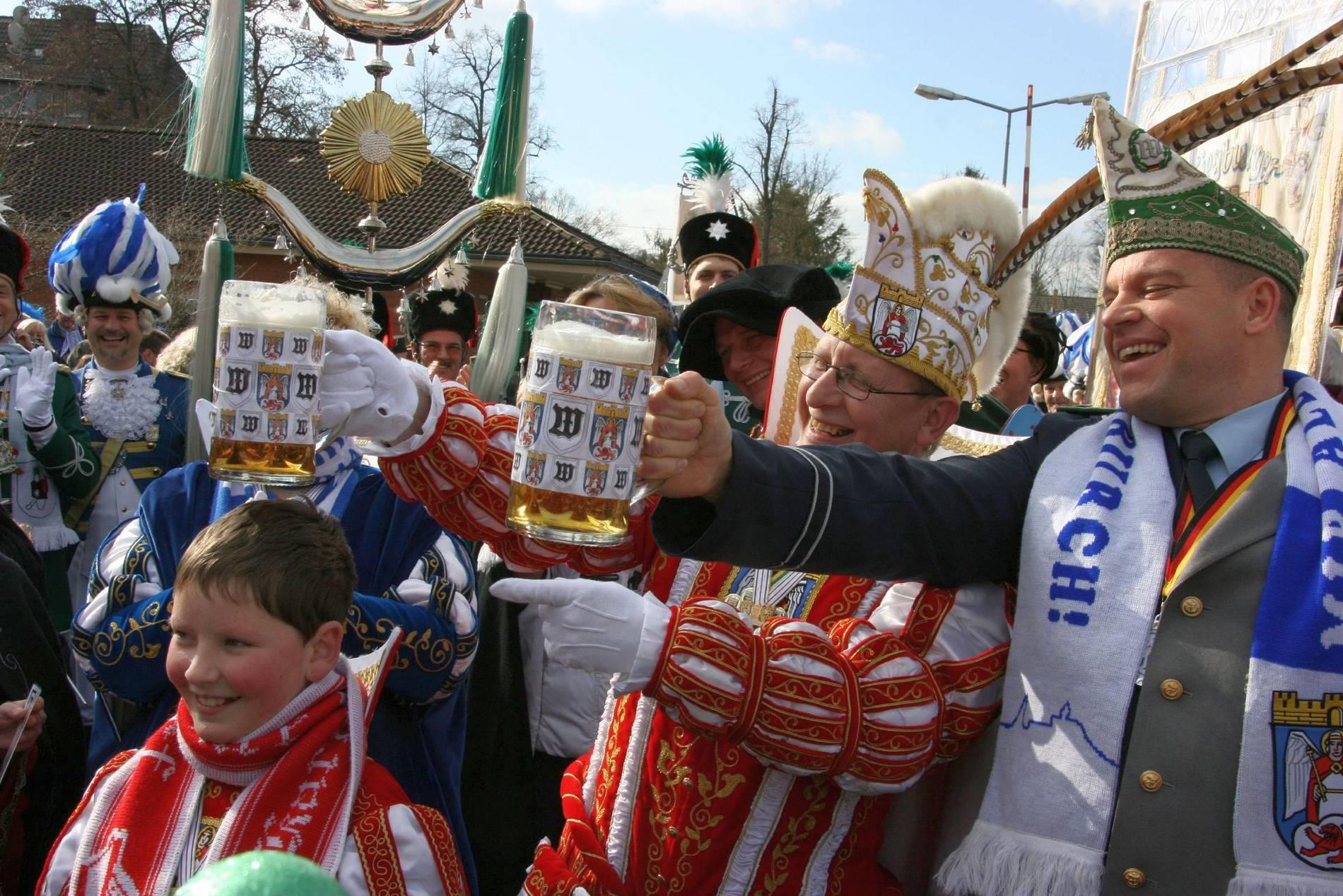 Karnevalsfreitag