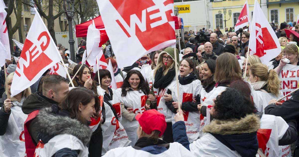 Bonn Streik