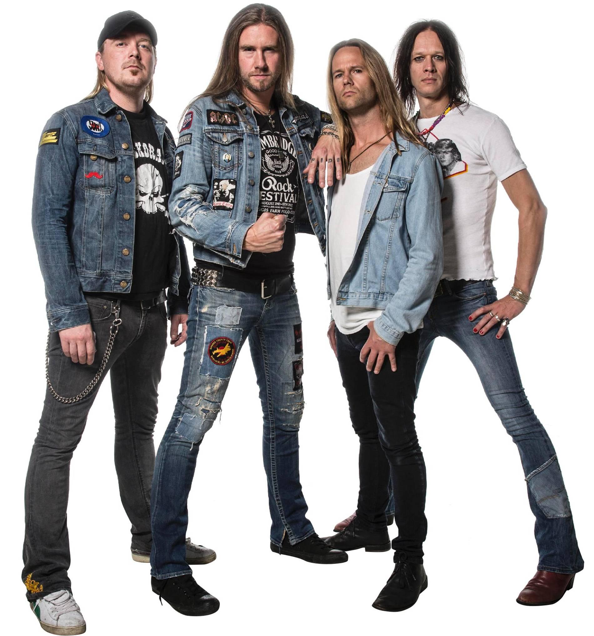 Schwedische Rockband