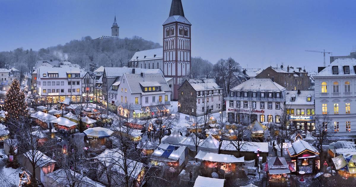 Mittelalterlicher Weihnachtsmarkt 2019 in Siegburg: Infos, Öffnungszeiten, Programm - General-Anzeiger