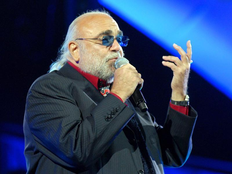 Sänger Demis Roussos mit 68 gestorben