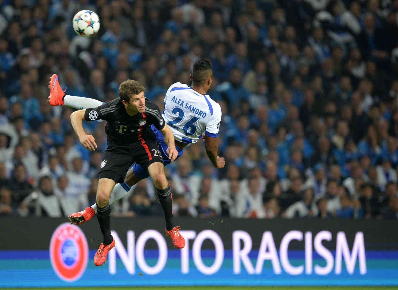 Fehler In Porto Bayern Droht Das Champions League Aus