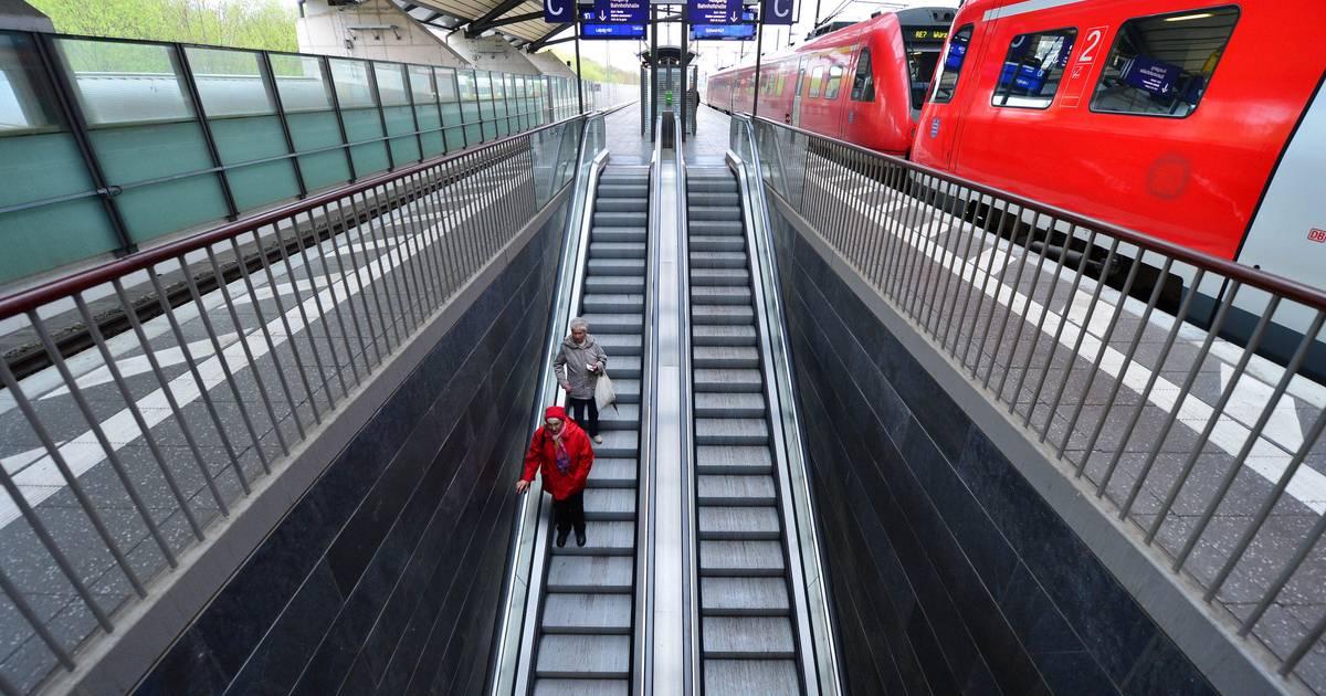 Bahn Streick