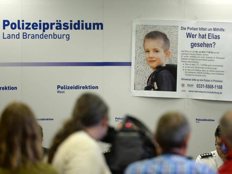 Elias Potsdam Verschwunden