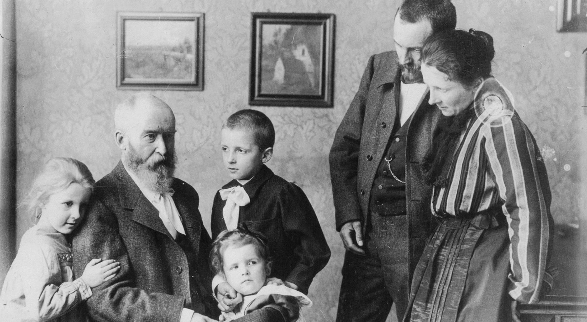 Humorist Und Zeichner Wilhelm Busch Von Brehm Und Darwin