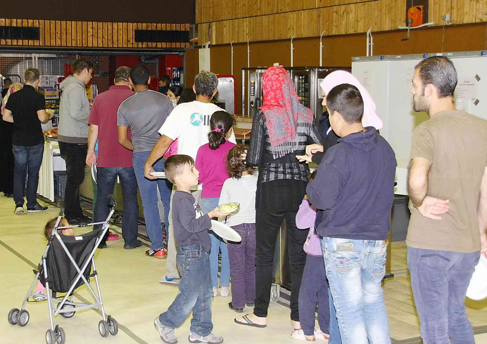 Unterbringung Flüchtlinge Köln