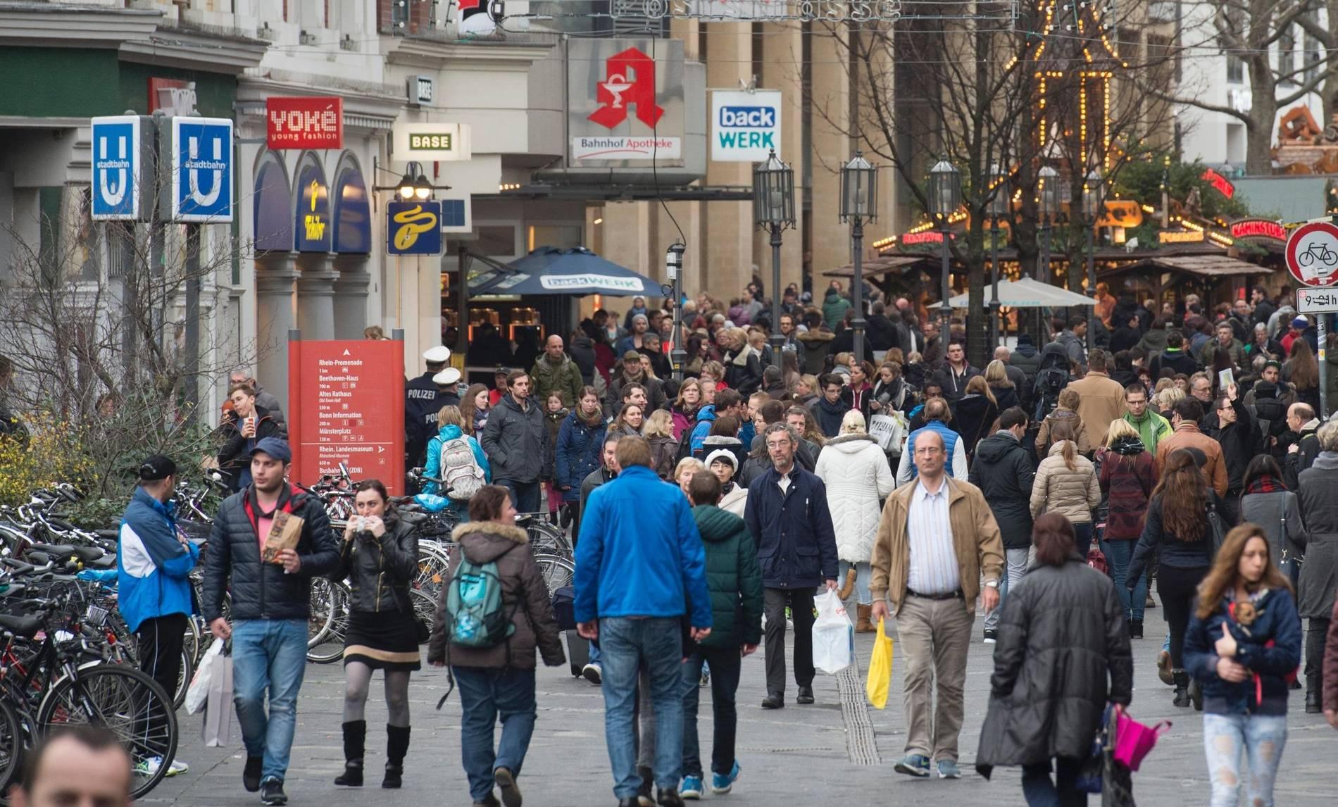 Bonn Shopping