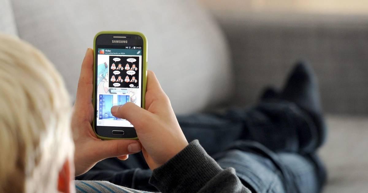 Smartphone Abofalle