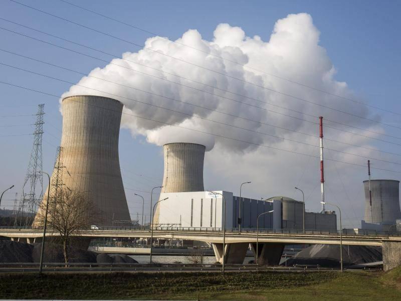 Atomkraftwerke Evakuiert