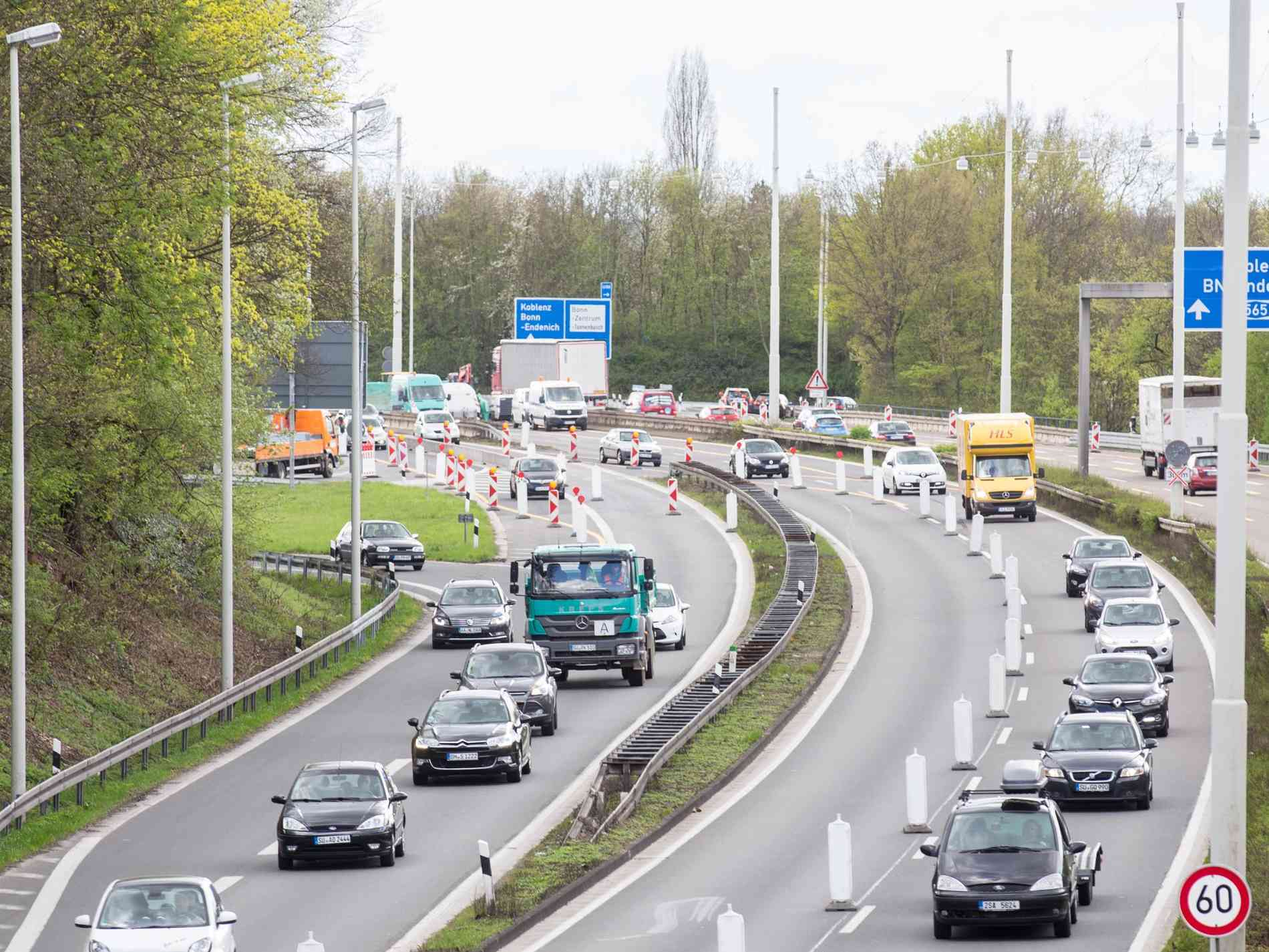 Verkehr Köln Bonn