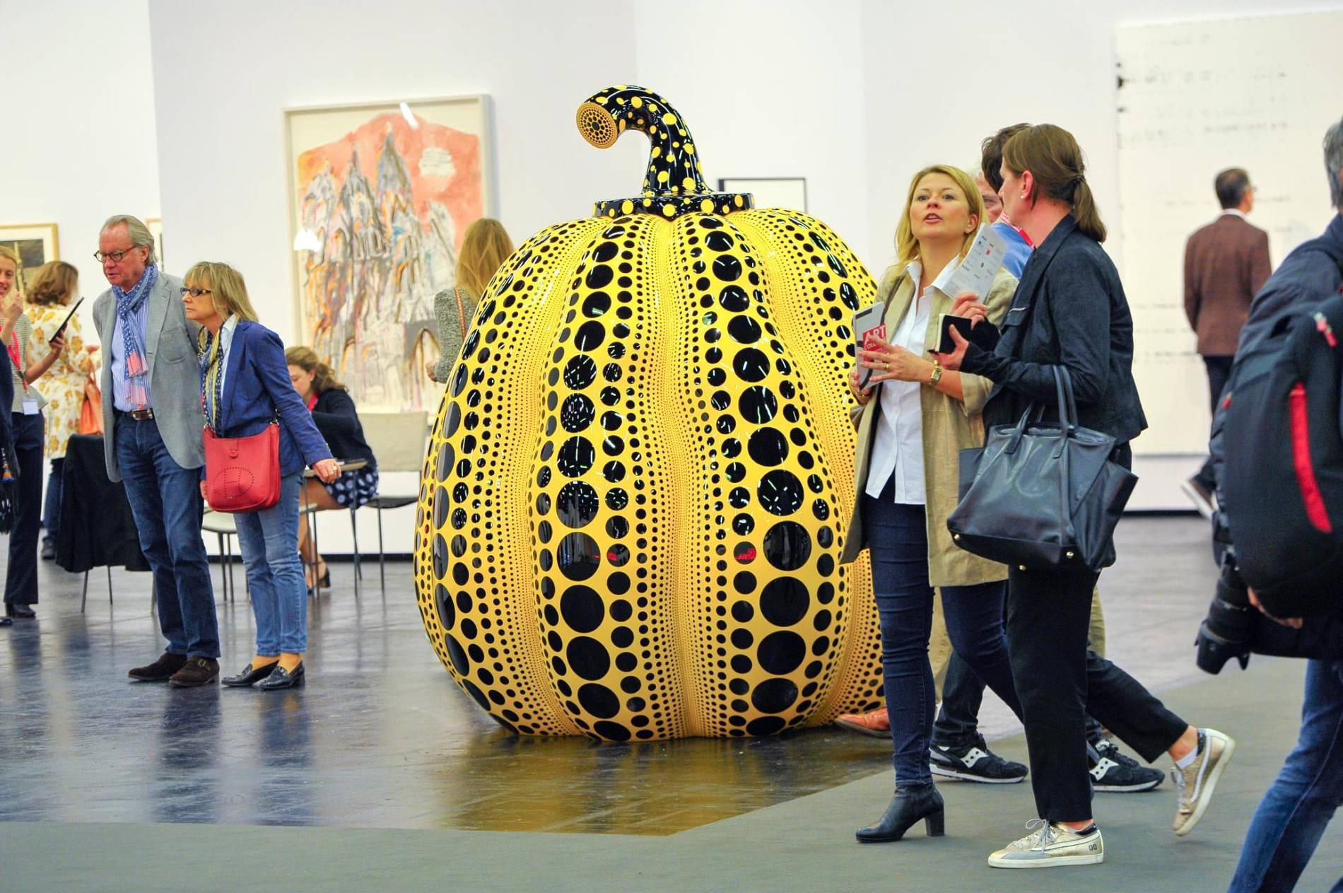 Kunstmesse Köln
