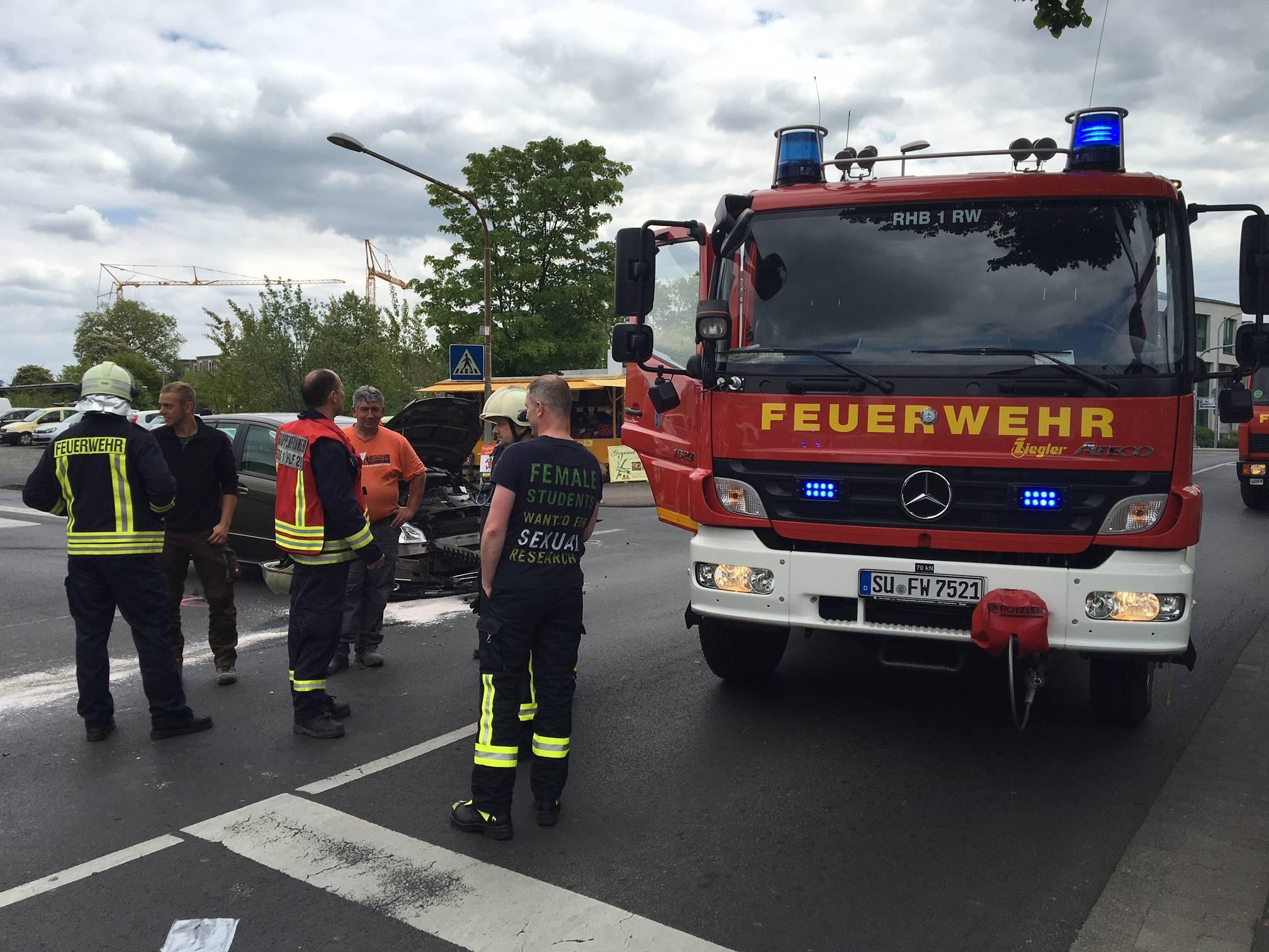 Rheinbach Unfall