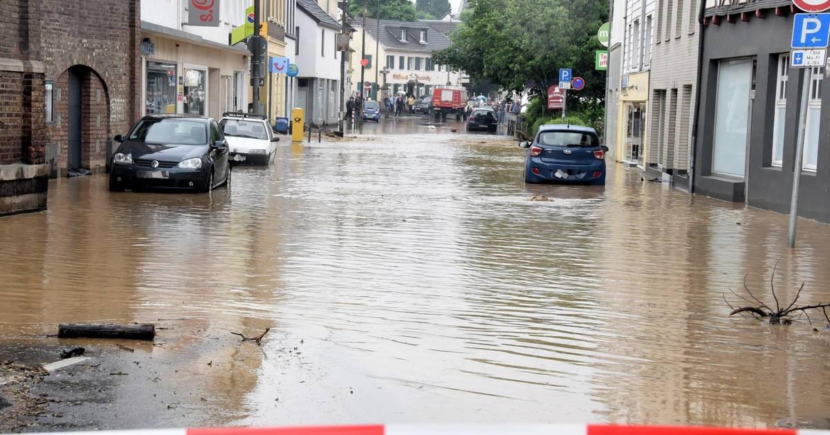 Bonn Unwetter