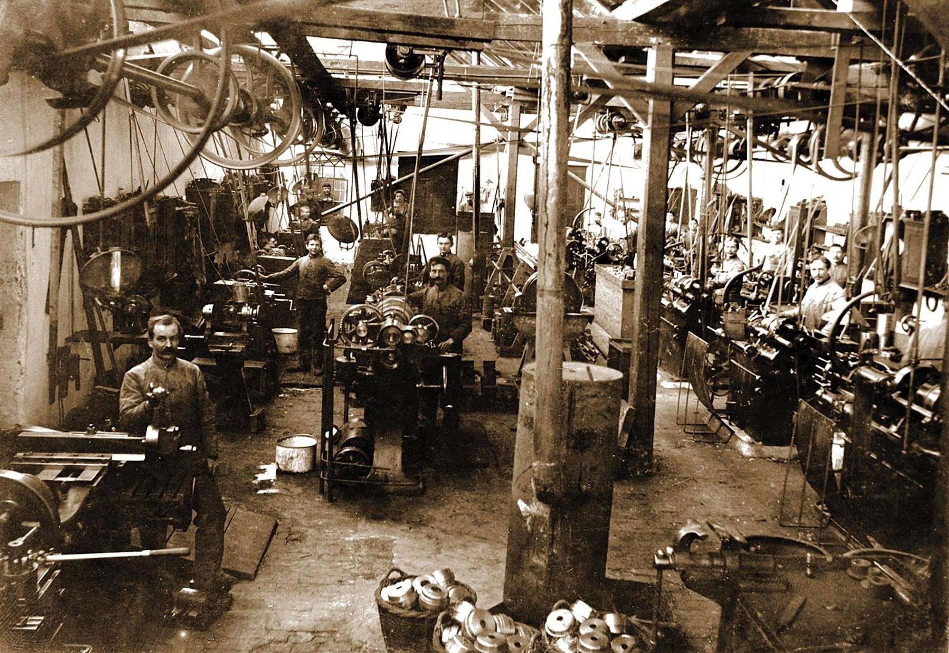 Industrialiesierung