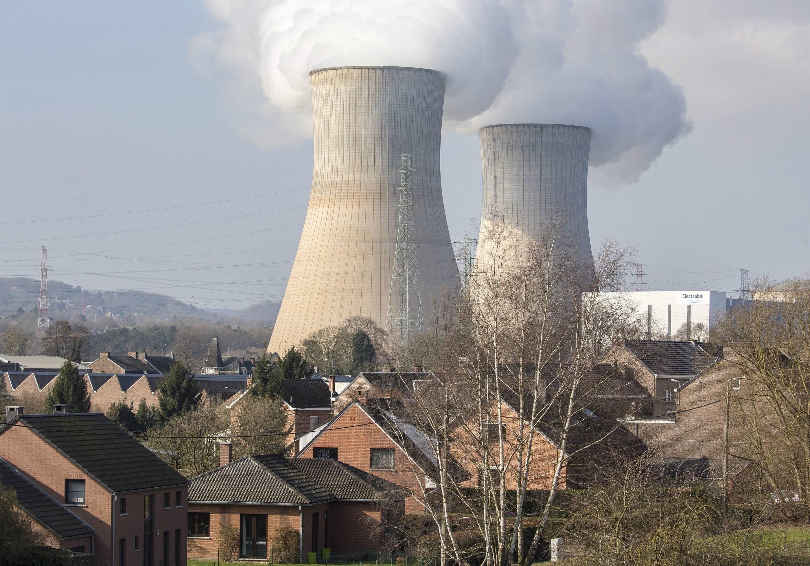 Das Atomkraftwerk