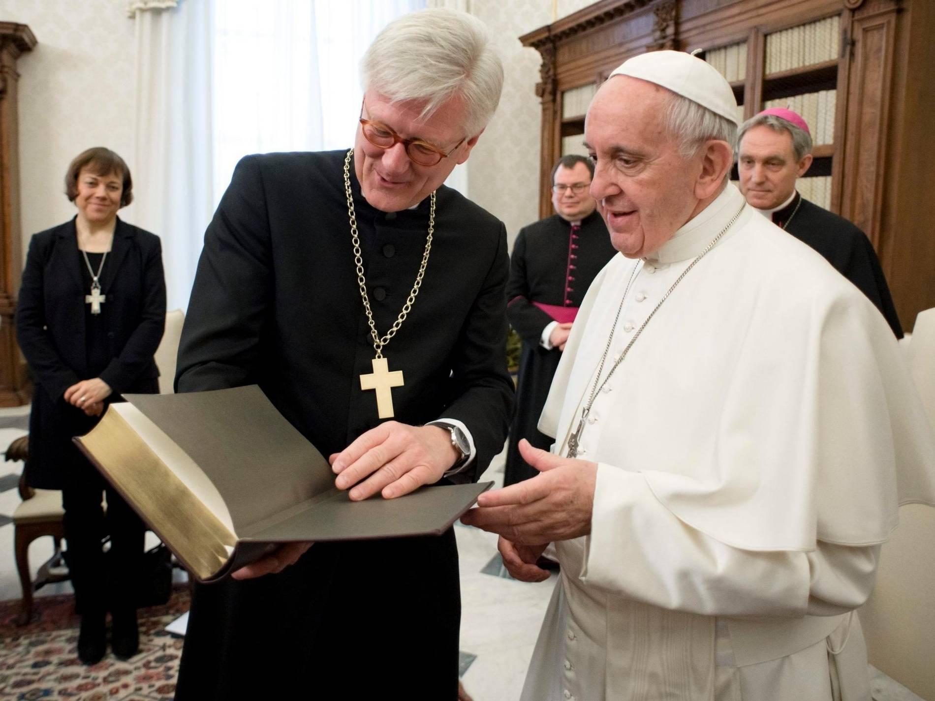 Evangelischer Papst