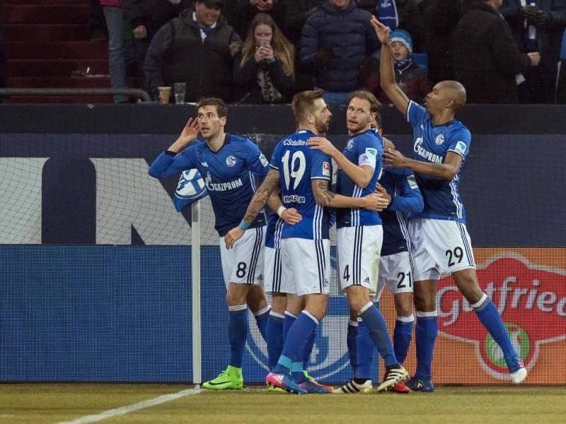 Hertha Bsc Gegen Schalke 04