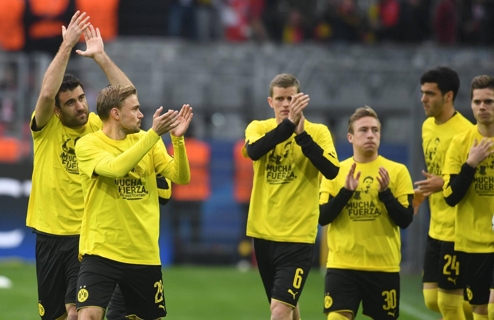 Alle Spieler Von Dortmund