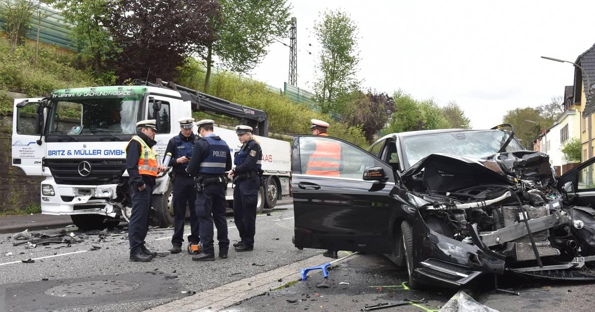 Unfall B9 Bonn Heute