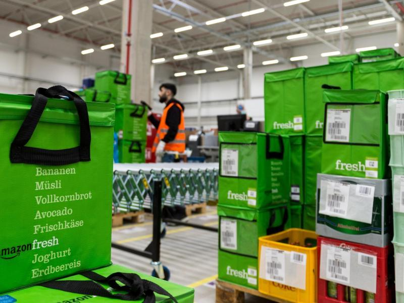 Amazon Fresh Berlin