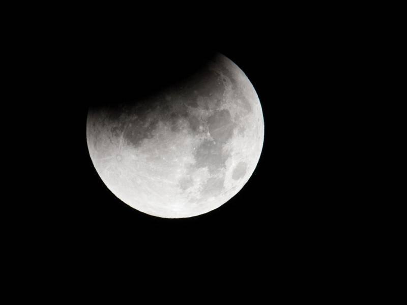 Mondfinsternis Heute Wo Zu Sehen