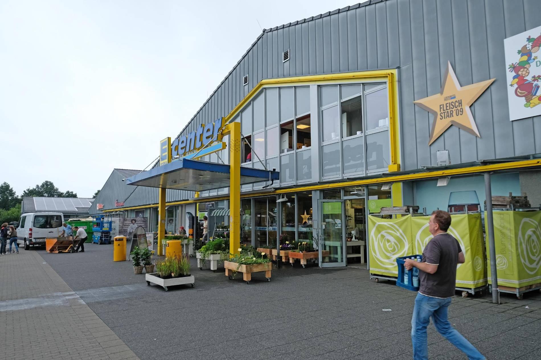 Einkaufszentrum in Berkum: Edeka am Wachtbergring schließt ...
