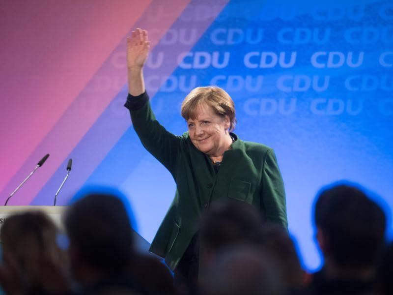 Wahlkampftermine Merkel