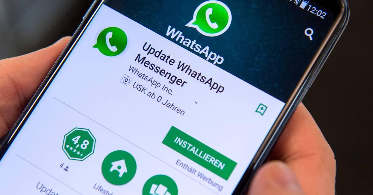 Falsches Whatsapp Update