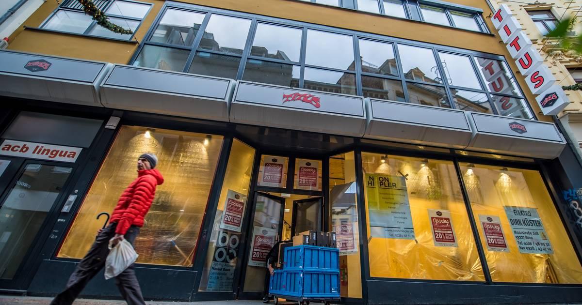 Kaufhof Bonn Schließt