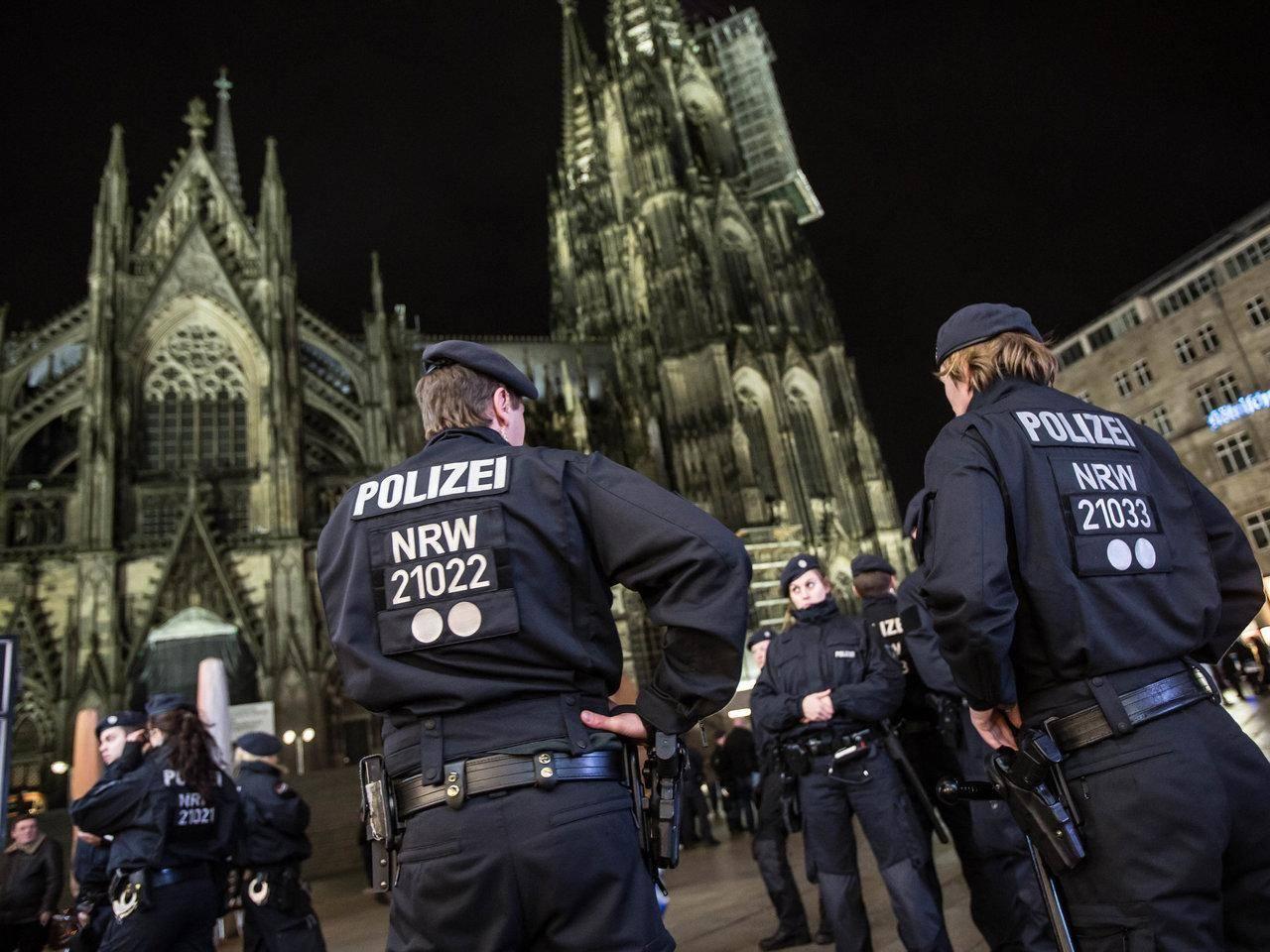 Köln Polizeieinsatz