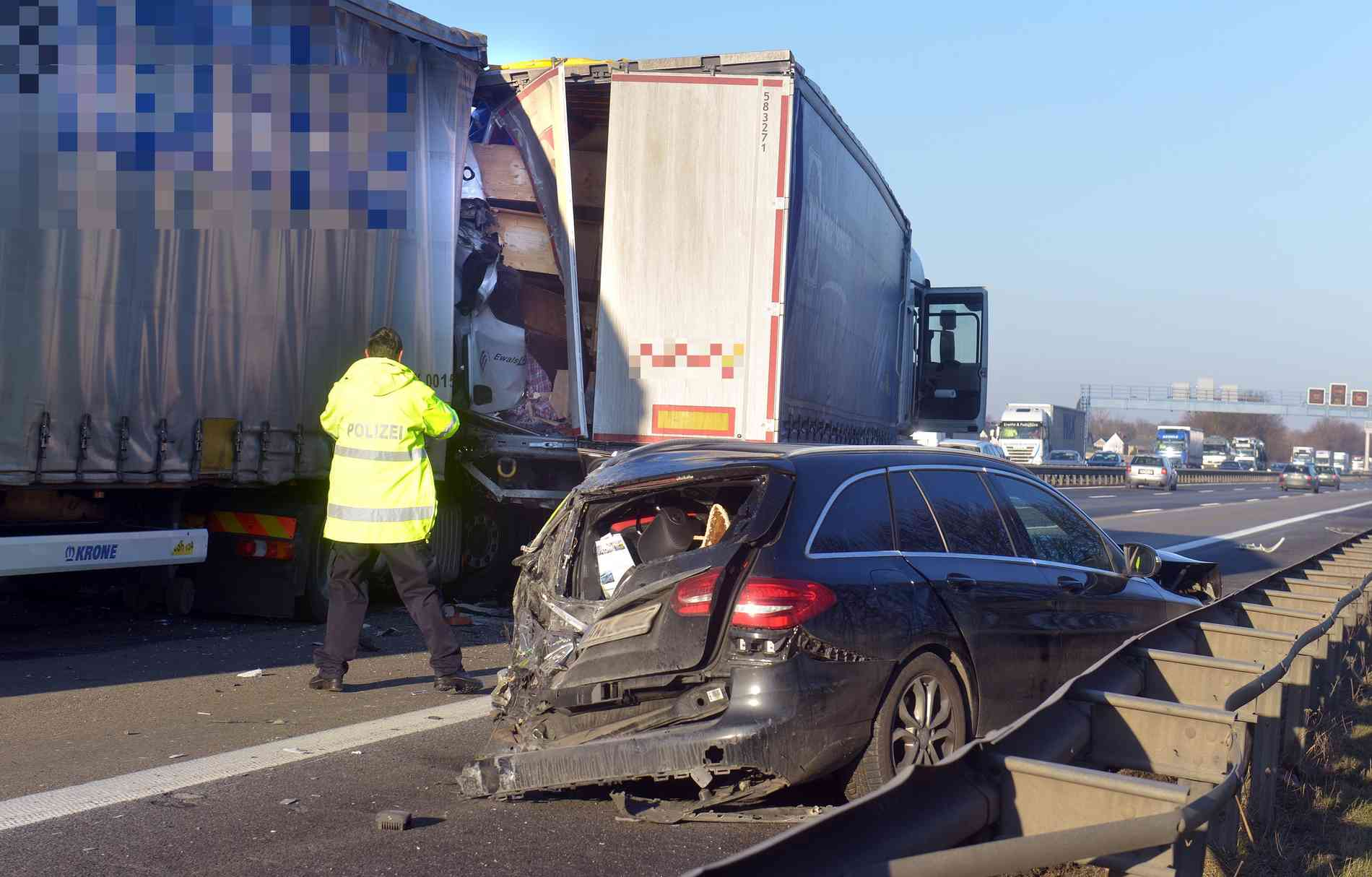 Unfall A61 Heute Bad Neuenahr