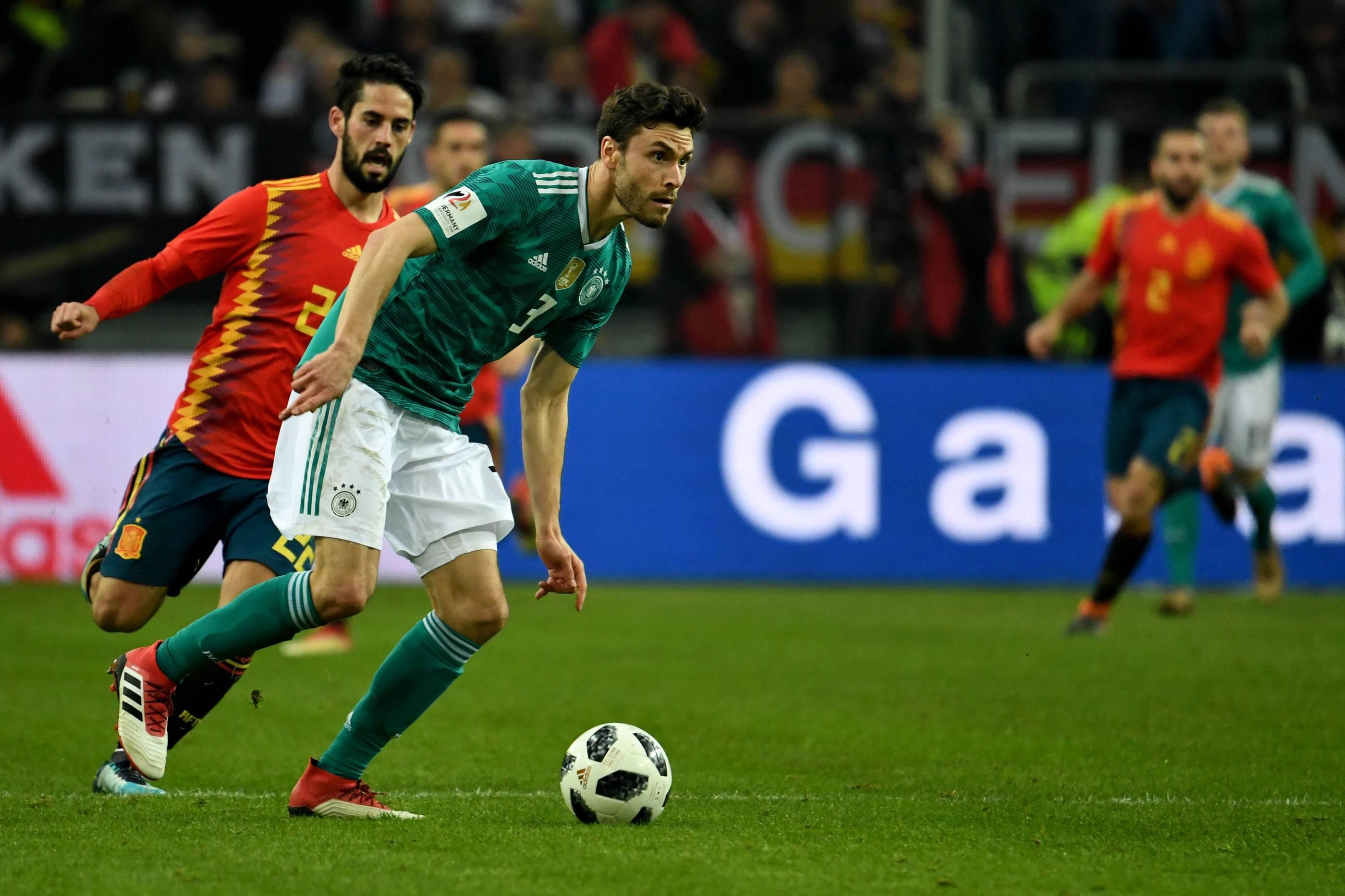 Spiel Deutschland Gegen Spanien
