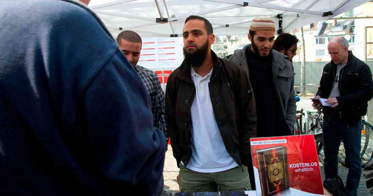 Salafisten Bonn