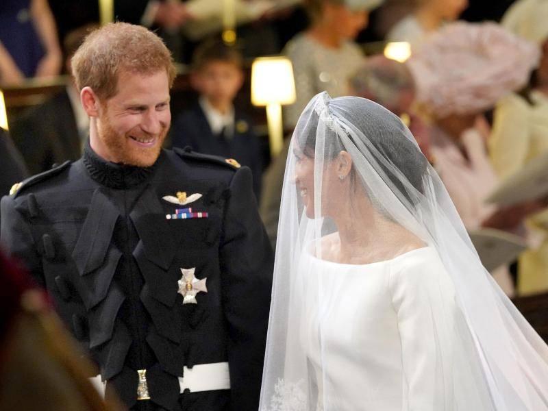 Hochzeit Harry Meghan Fernsehübertragung