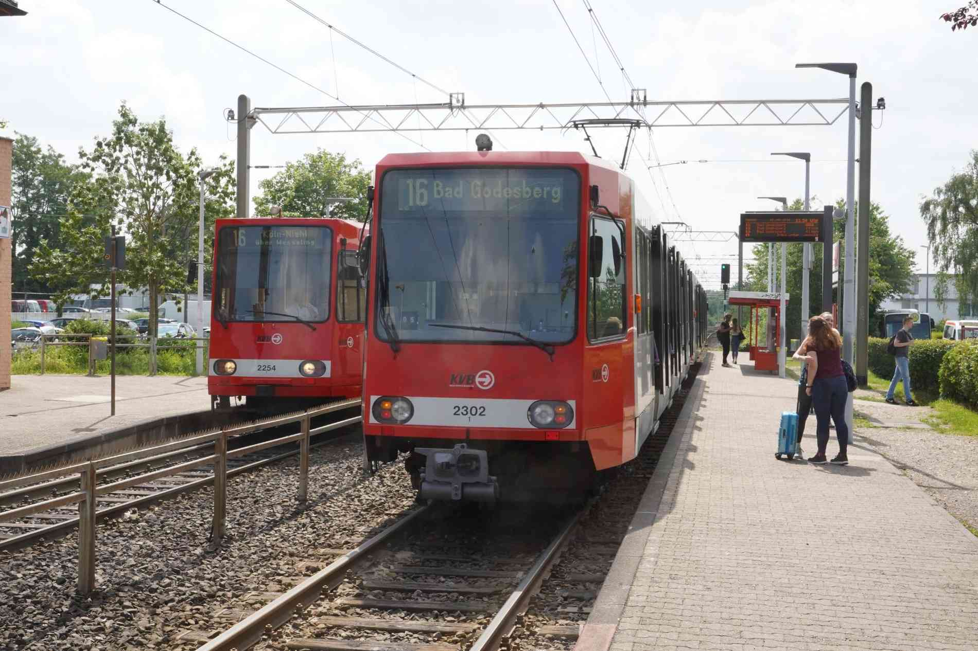 Linie 16 Wesseling