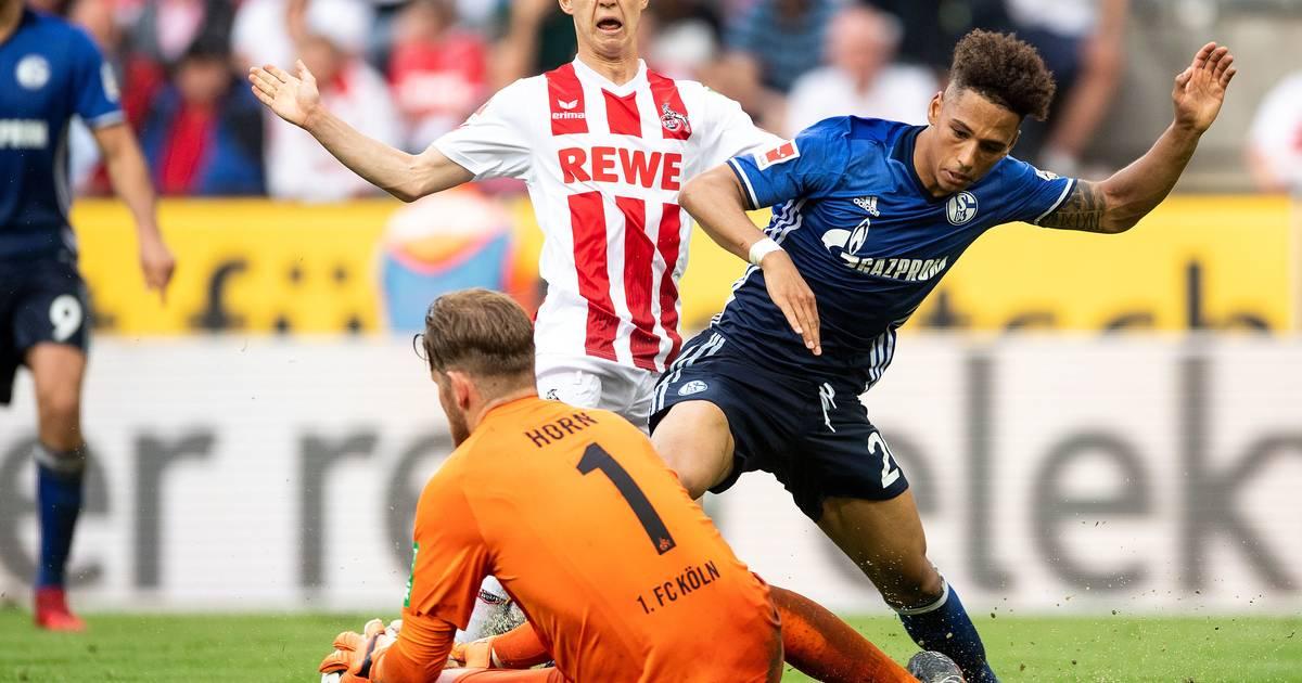 Pokal Köln Schalke
