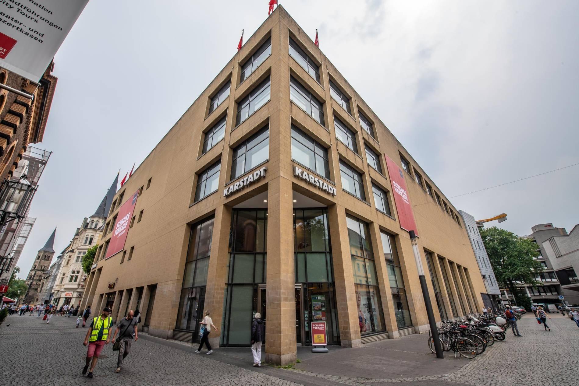 Bonner Kaufhäuser: Kaufhof und Karstadt gehören zu
