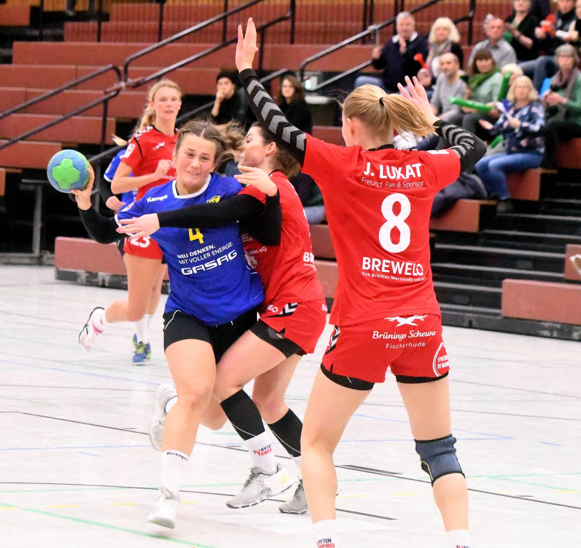 Handball 3 Bundesliga Ost