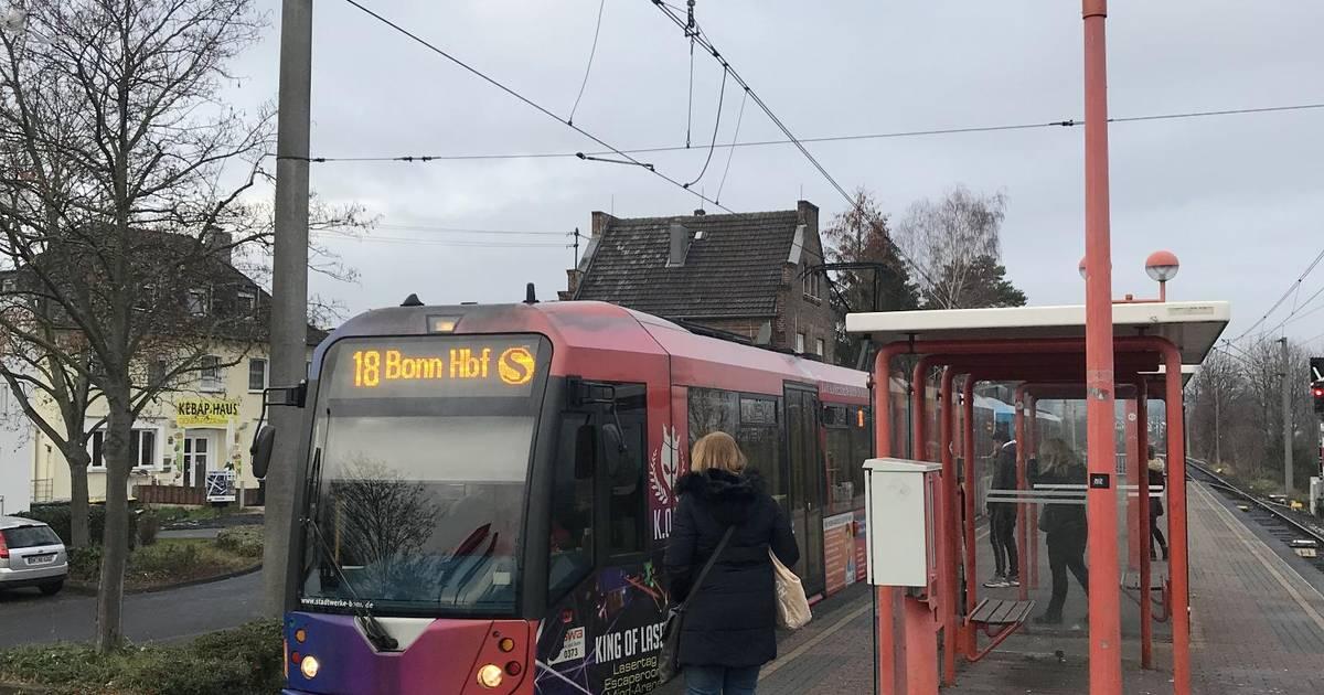 Linie 18 Bornheim