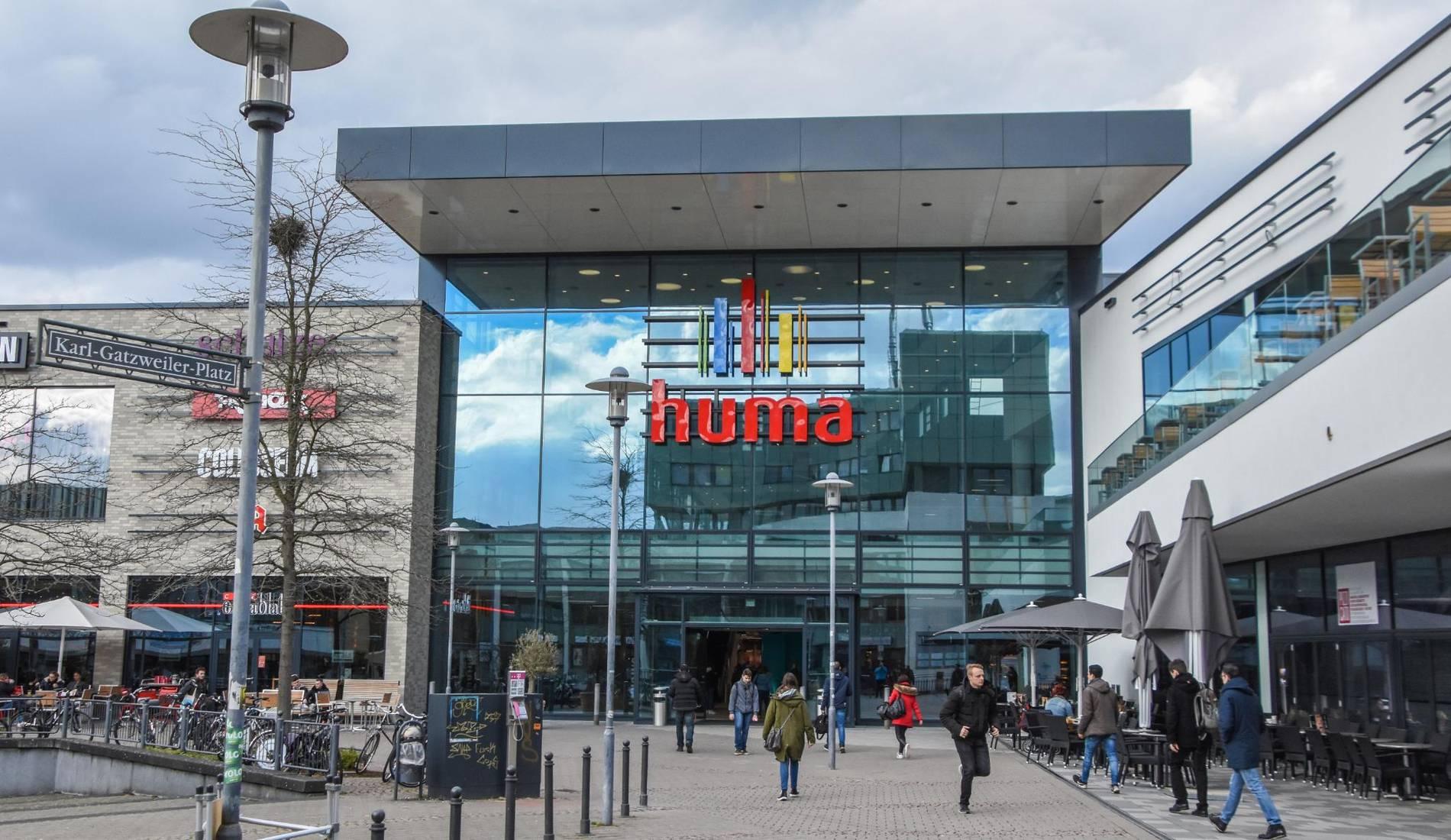 Huma-Center in Sankt Augustin: Neuer Manager im Sankt
