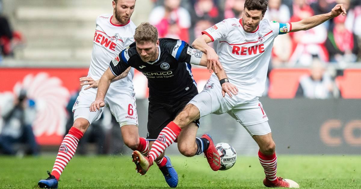 Bielefeld Gegen Köln
