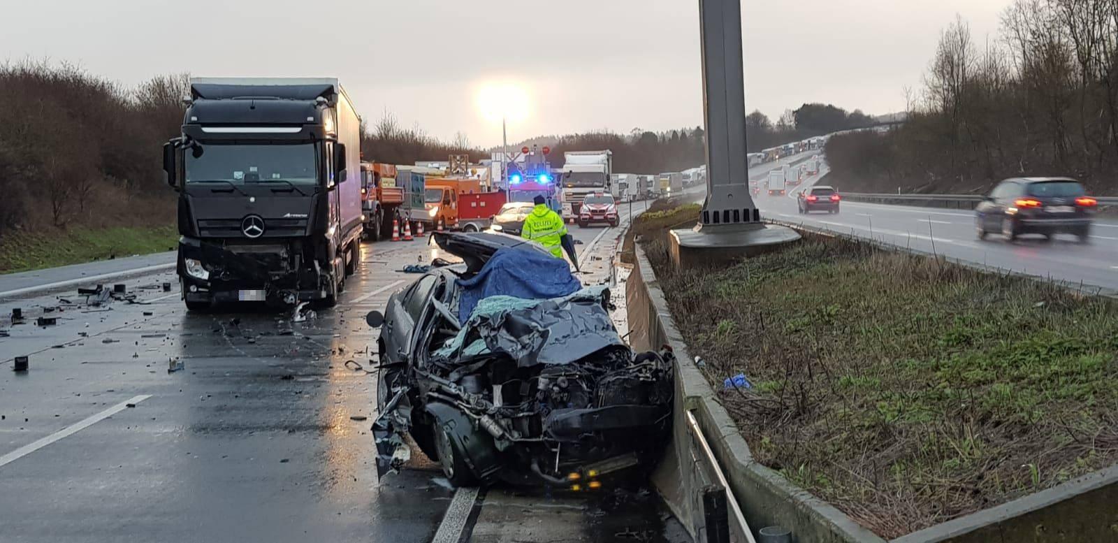 Tödlicher Unfall Köln